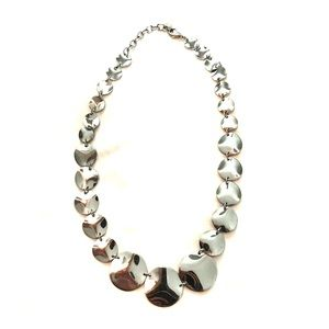 Beautiful Milor Stainless Steel necklace 18""